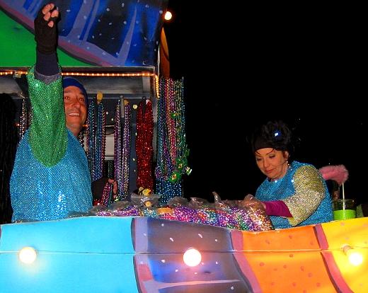 Krewe Of Carnivale en Rio