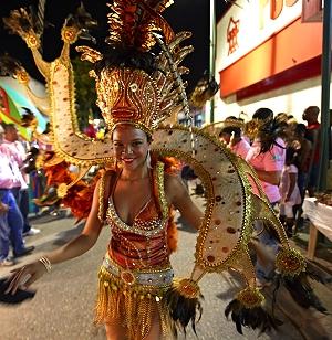 Festival in Aruba