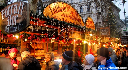 Budapest's Christmas Market