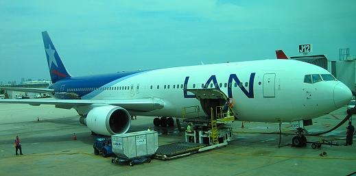 Lan Airlines!