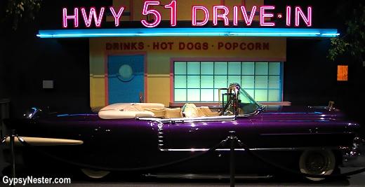 Elvis Presley's 1956 Cadillac El Dorado