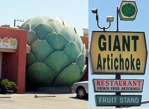 Giant Artichoke