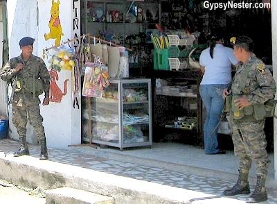 Guatemalan military