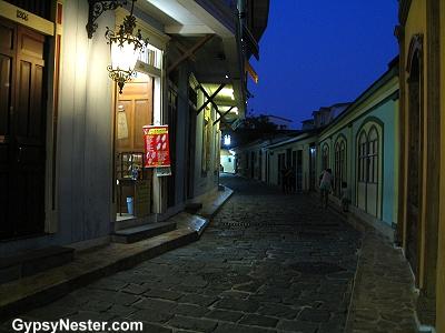 Historic Numa Pompillo Llona in Guayaquil Ecuador