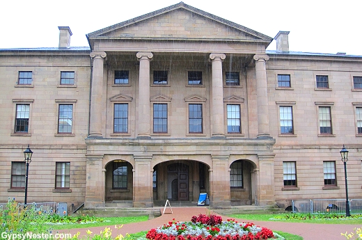 Province House, Charlottetown, Prince Edward Island
