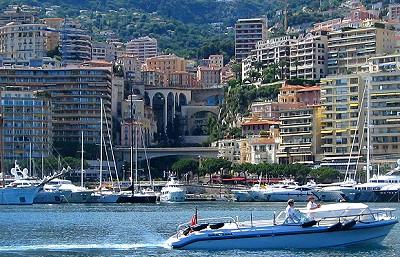 Port Hurcule, Monaco