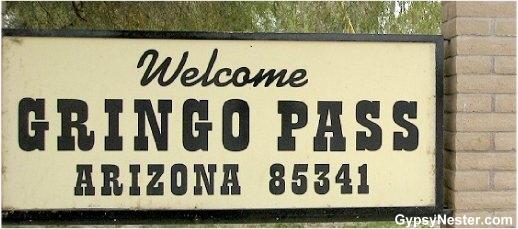 Gringo Pass, Arizona