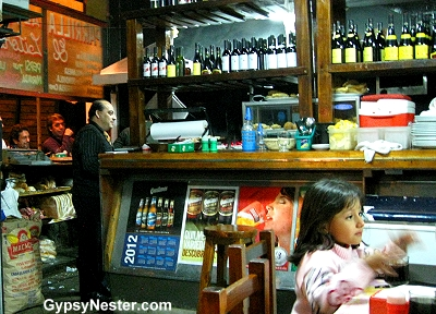 Parrilla El Litoral, Buenos Aires, Argentina