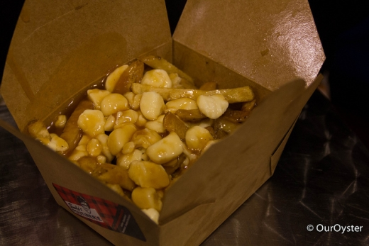 Poutine by Jade of Our Oyster