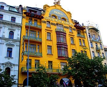 Pre Communist Hotel