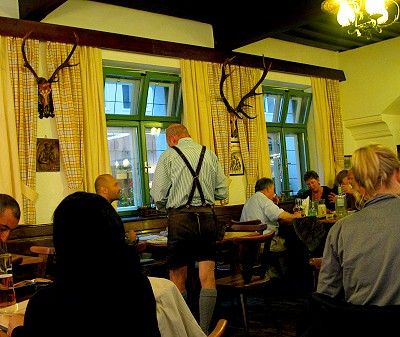 Gasthaus Wilder Mann, Salzburg Austria