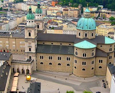 Domkirche St. Rupert, Salzburg Austria