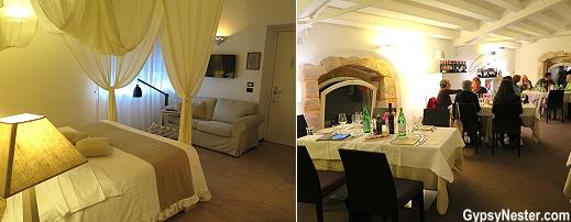Hotel Borgo Pantano in Sicily near Syracuse
