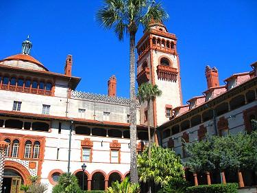 The Ponce de León Hotel / Flagler College, St. Augustine, Florida