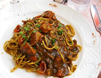 Spaghetti alla Veneziana