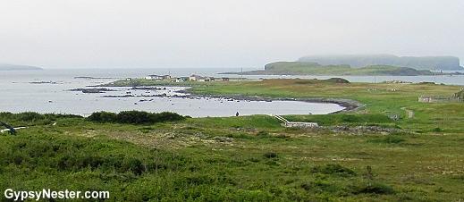 L'Anse aux Meadows Viking Landing Site, Newfoundland