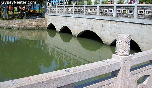 One of thirty-six bridges Zhujiajiao, China