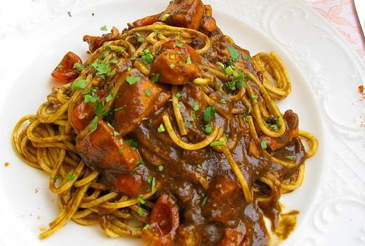 Spaghetti alla Veniziana