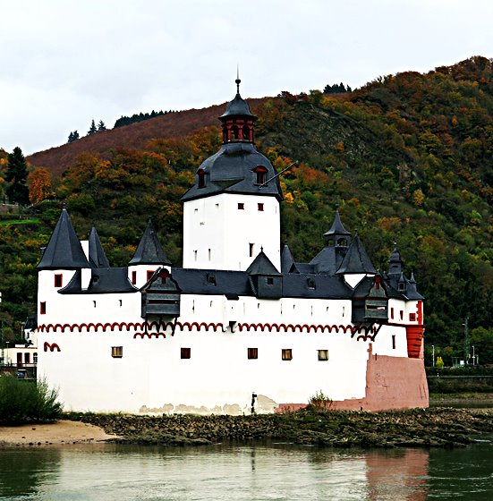 White Castle 2017: A Collection Of Castles In Germany