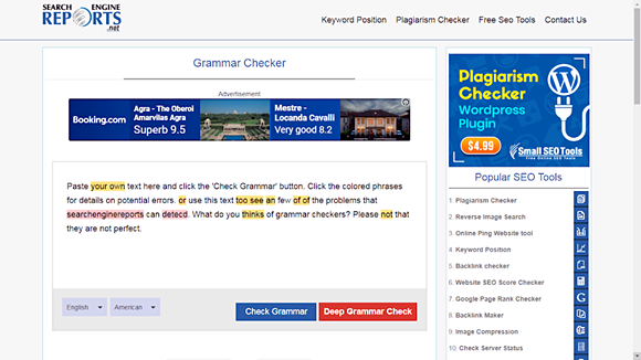 website to check grammar and punctuation