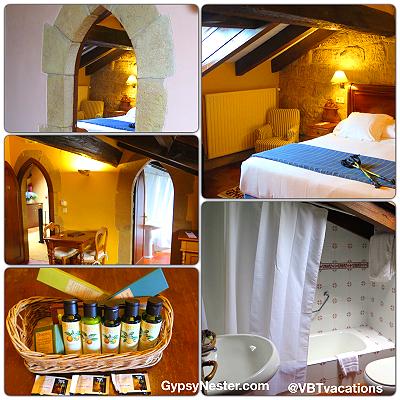 Hotel Obispo in Hondarribia, Spain