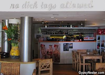 Saltwater Restaurant in Caloundra, Queensland, Australia