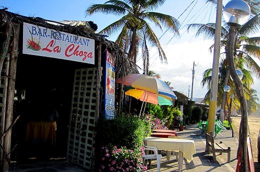 La Choza, Puerto Villamil, Galapagos, Ecuador