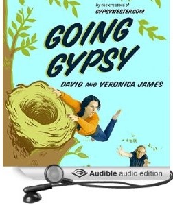 Enter to win an Audiobook of Going Gypsy: One Couple's Adventure from Empty Nest to No Nest at All