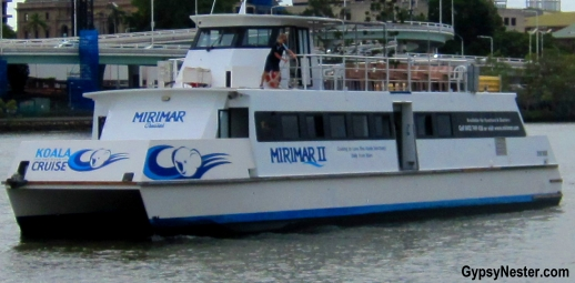 Mirimar Koala and River Cruise in Brisbane, Queensland, Australia