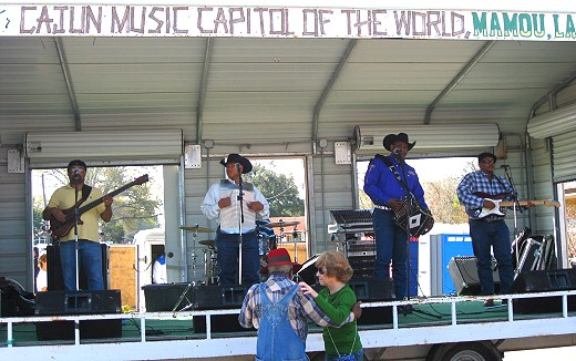 Mamou, Cajun Music Capitol of the World