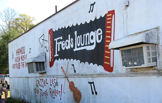 Fred's Lounge