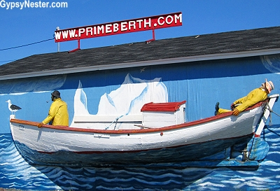The Prime Berth Interpretative Fishing Center, Twillingate, Newfoundland, Canada