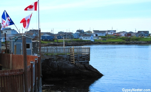 Beautiful Port aux Basques, Newfoundland
