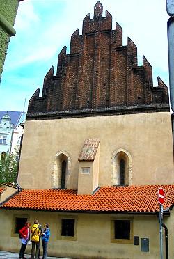 Jewish Quarter, Prague, Czech Republic