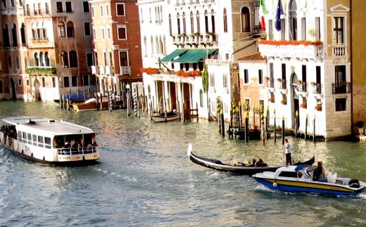 Venice Rush Hour