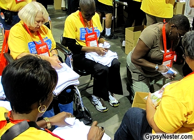 AARP Community Day of Service