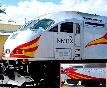 New Mexico Rail Runner