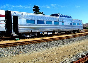 Amtrak's Silver Splendor
