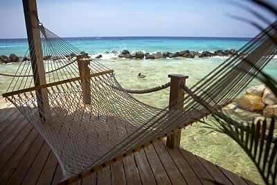 An Aruba happy place.