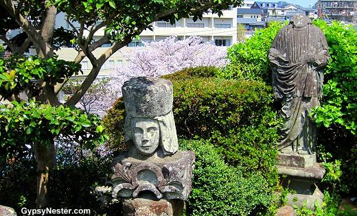 Urakami Cathedral in Nagasaki, Japan
