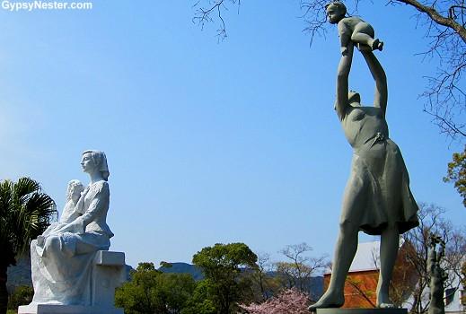 Nagasaki Japan's Peace Garden