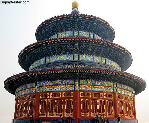 The Temple of Heaven's Hall of Prayer for Good Harvest