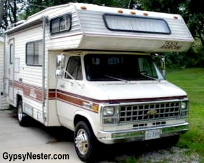 BAMF the RV Motorhome