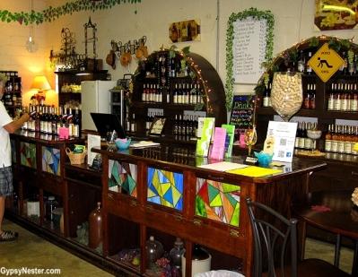 Baxter's Vineyard, Illinois Oldest in Nauvoo