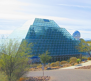 Biosphere 2 Outside