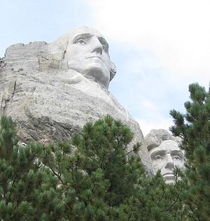 Had a blast at Mt. Rushmore