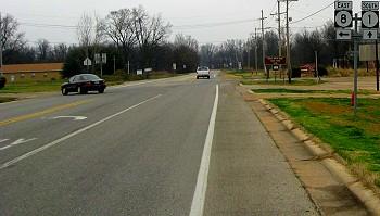 The Crossroads near Rosedale
