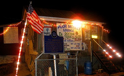Po' Monkey's Juke Joint in Mississippi