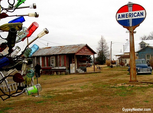 Shack Up Inn, Clarksdale Mississippi
