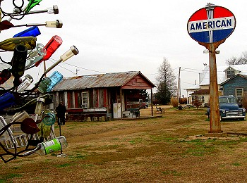 The Shack Up Inn, Clarksdale Mississippi